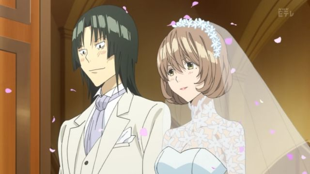 Bakuman-3-Episode-25-Hiramaru-Aoki-married